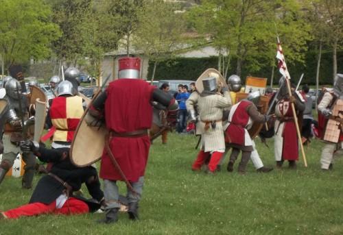 château-chalabre,fête médiévale
