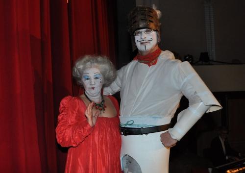 alice et le cirque merveilleux,kaptain newbury