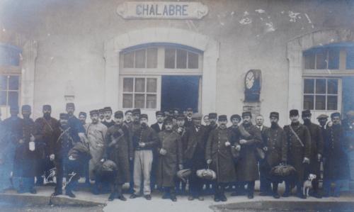 Chalabre Gare Départ des Poilus.jpg