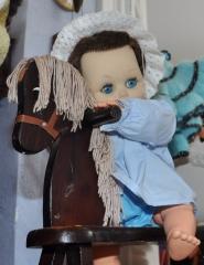 royaume des poupées,simone et karine santoro