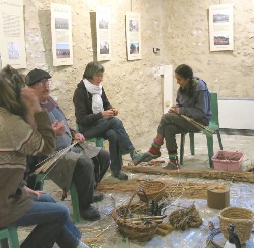 musée du quercorb,frédéric paillard,vannerie paysanne,kercorb patrimoine