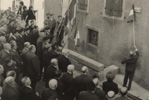 11 Nov. 1963 Inauguration Av. Verdun.JPG