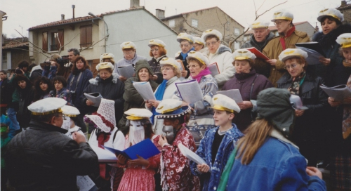 carnaval chalabre 1996