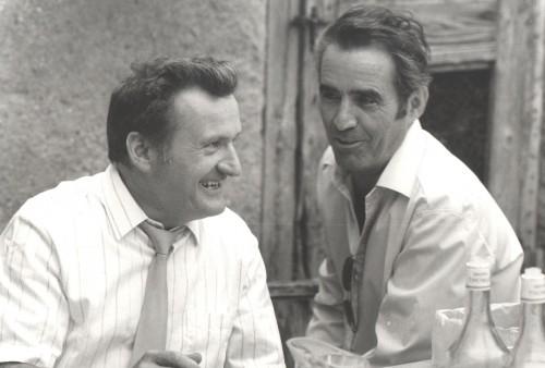 Emile et René 1983.jpg