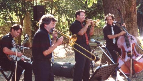 santandréa jazz quartet