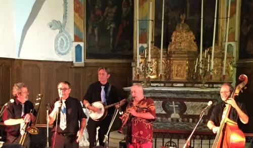 musique en kercorb,santandréa jazz quartet