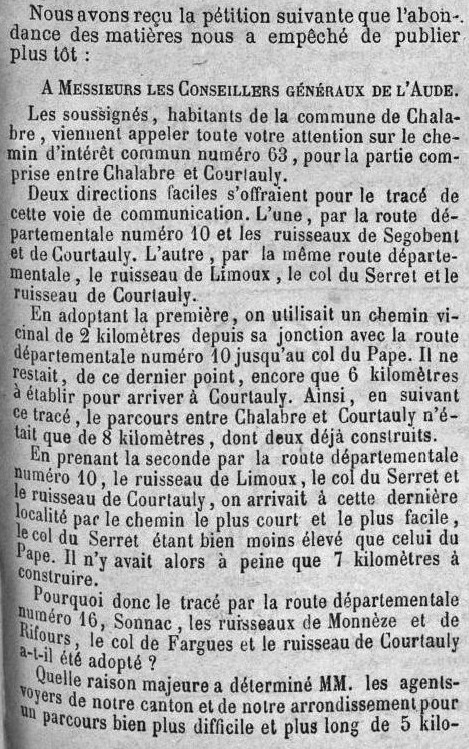 1877 La Fraternité 18 avril Chemin Sonnac 001.jpg