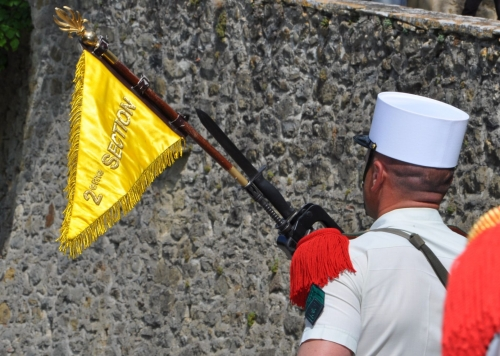 4e régiment étranger,képis blancs