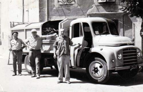 1960 Années Réception camion.jpg