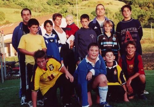 Foot sept 2000 .JPG