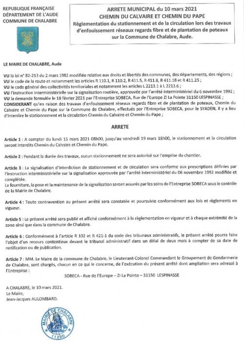 Arrêté Chemin Pape et Calvaire.jpg
