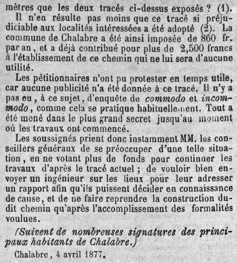 1877 La Fraternité 18 avril Chemin Sonnac 002.jpg