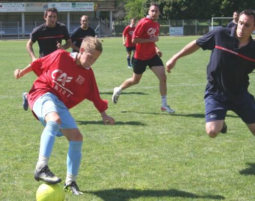 raymond dumay,fc chalabre football