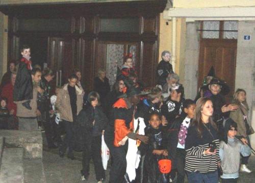 halloween,comité des fêtes de chalabre