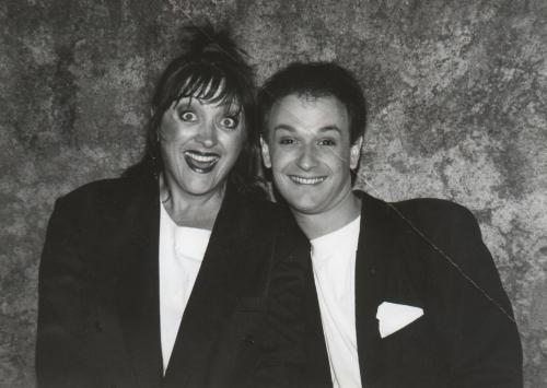 Dédeine et Jano Juin 1994.JPG