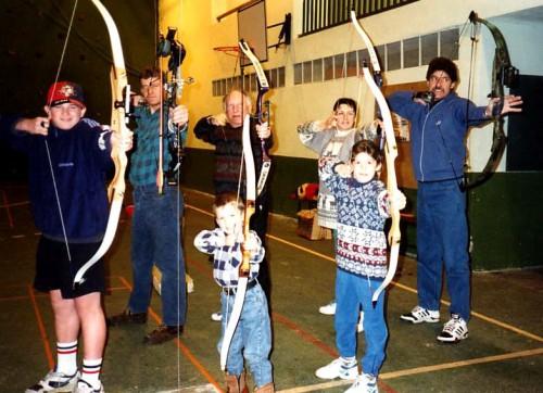 archers du quercorb,edmond arnou