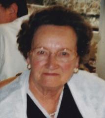 Josette Castella née Folchet