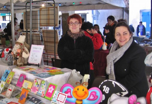 marché de noël,comité des fêtes de chalabre