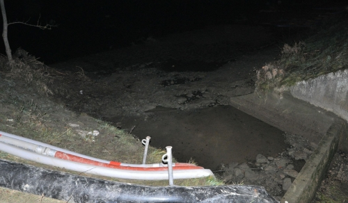 crue lac chalabre