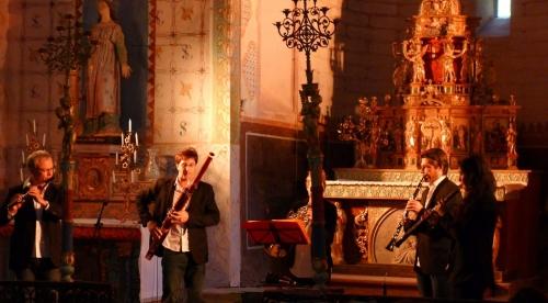 le concert impromptu,musiques en kercorb