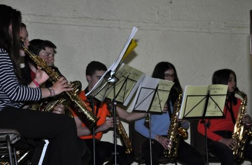 ensemble pour le calvaire,école de musique rené-allabert