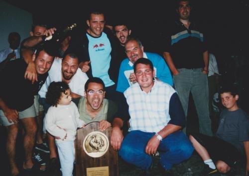 fêtes du cazal 2001
