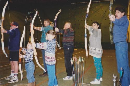 archers du quercorb,fep chalabre