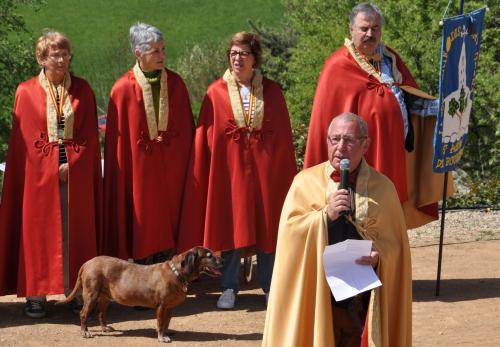 confrérie des compagnons de saint andré de roubichoux