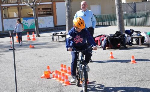 école louis pergaud,prévention routière