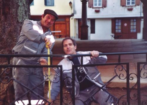 Marc & Francis Février 2004.JPG