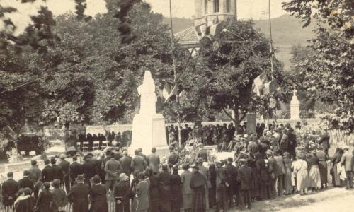 armistice du 11 novembre 1918 chalabre