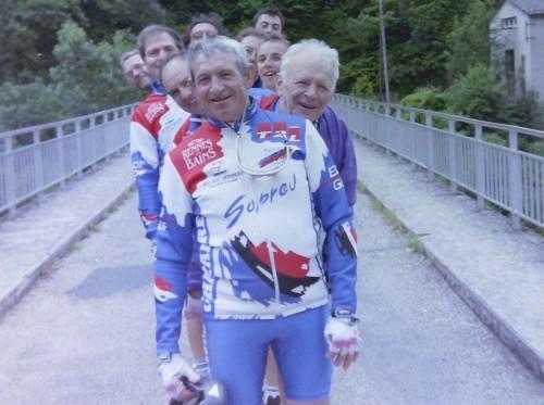Cyclos Cévennes Juillet 1996.jpg