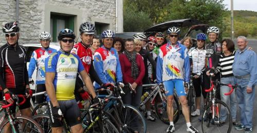 cyclo-vtt club du chalabrais,cascastel-des-corbières,domaine grand-guilhem