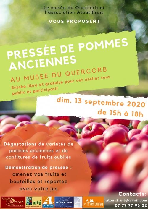 atout fruit,musée du quercorb