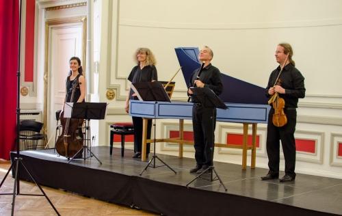 musique en kercorb,ensemble baroque de toulouse