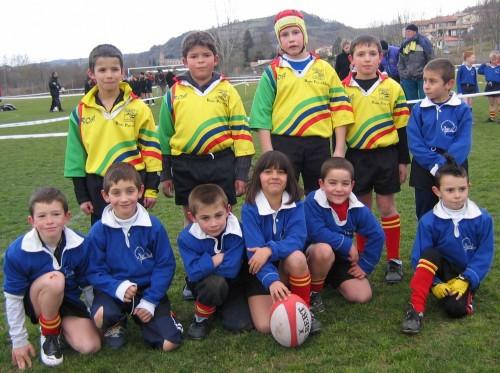 rpo,école de rugby pays d'olmes