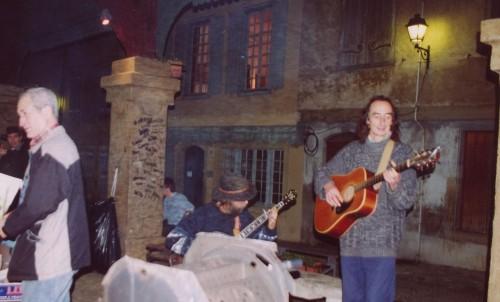 téléthon 2003,foulées du kercorb
