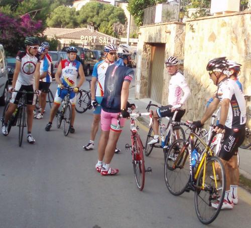 cyclo-vtt-club du chalabrais,eden rock,san feliu de guixols