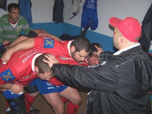 usckbp rugby,eccm,championnat 2e série midi pyrénées