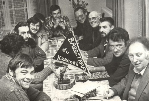 ball-trap club du kercorb,edmond morat
