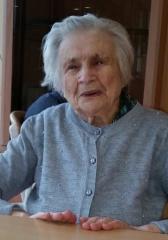 Yvette Saurel née Ricaut