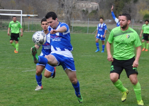 fc chalabre football,as lasbordes