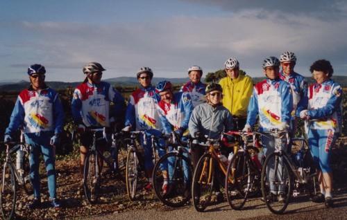 Cyclos Corbières Oct. 2004.JPG
