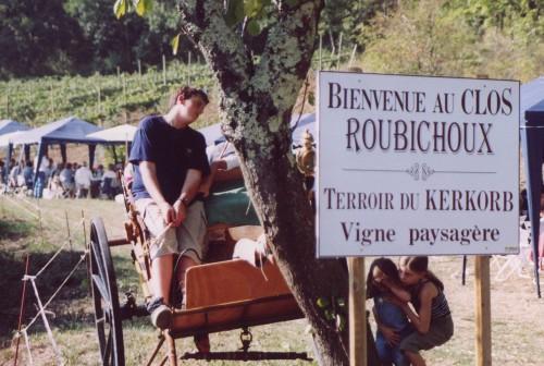 clos roubichoux,château du kercorb