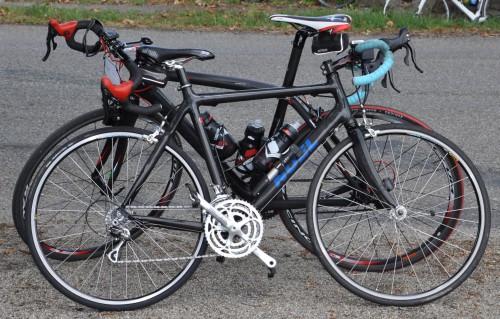 Cyclosportive Levallois-Honfleur