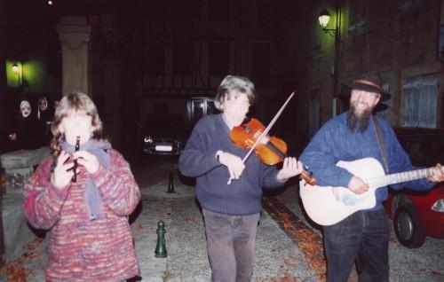 Halloween 2001 Music.JPG