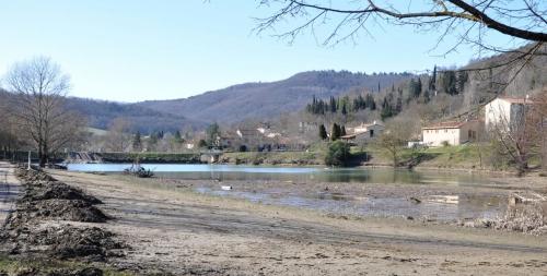lac de chalabre