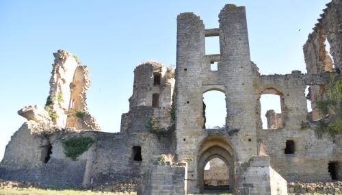 château de lagarde,association per le castel