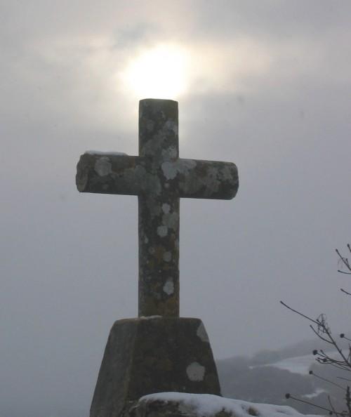 association pour la rénovation de la chapelle du calvaire chalab,il était une fois chalabre,union bouliste du kercorb