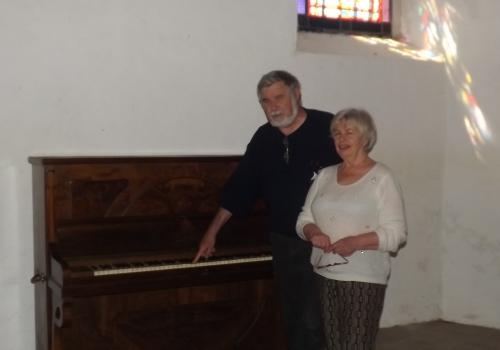 association pour la rénovation de la chapelle du calvaire,chalabre